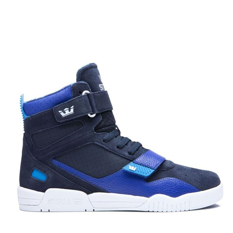 SUPRA Breaker navy/royal-white