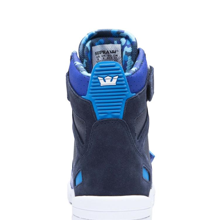 SUPRA Breaker navy/royal-white - 2