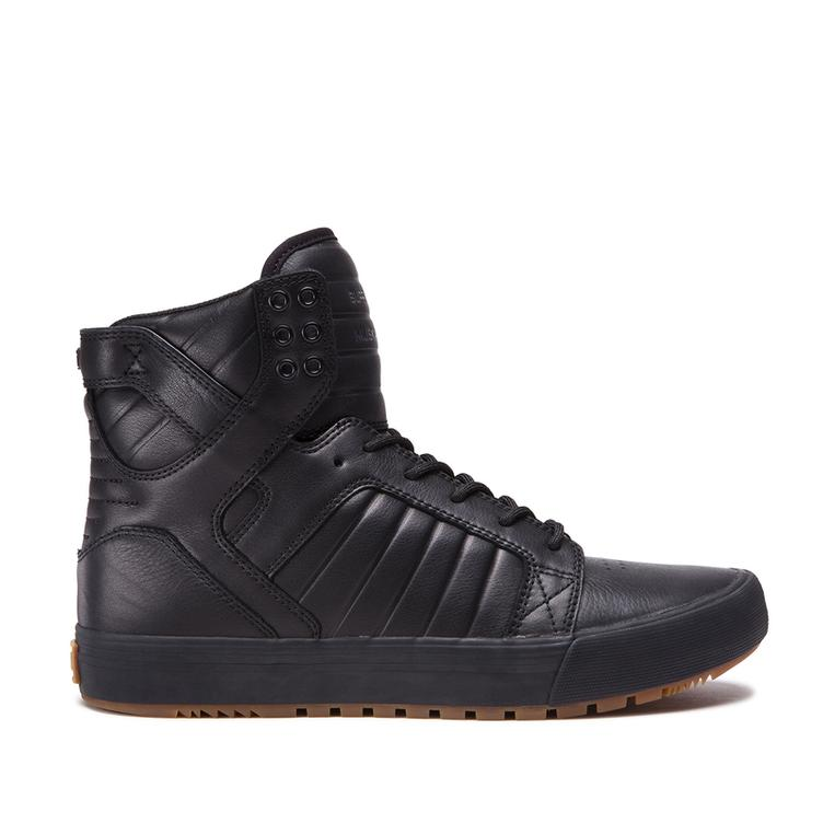 SUPRA Skytop CW black/black-gum Coldweather