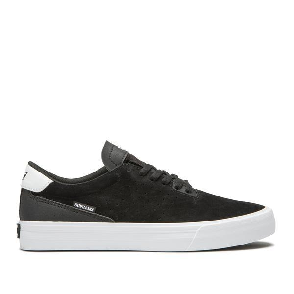 SUPRA Lizard black/white