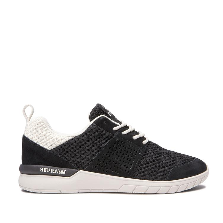 SUPRA Scissor black/bone