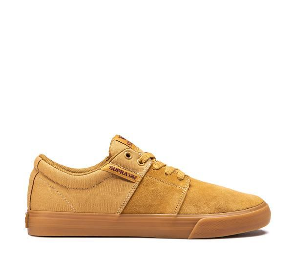 SUPRA Vulc II tan/brown-lt-gum