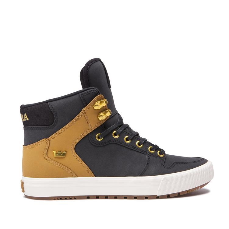 SUPRA Vaider CW black/tan-bone Coldweather