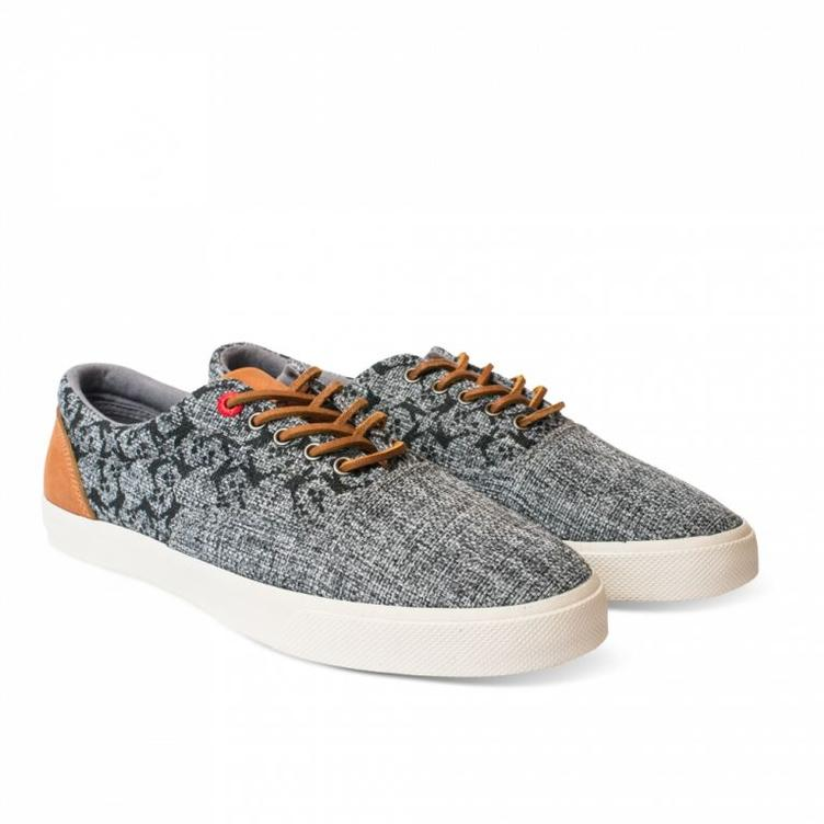 Peace Warriors grey low