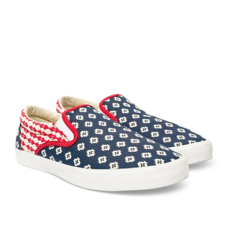 Republic navy/red