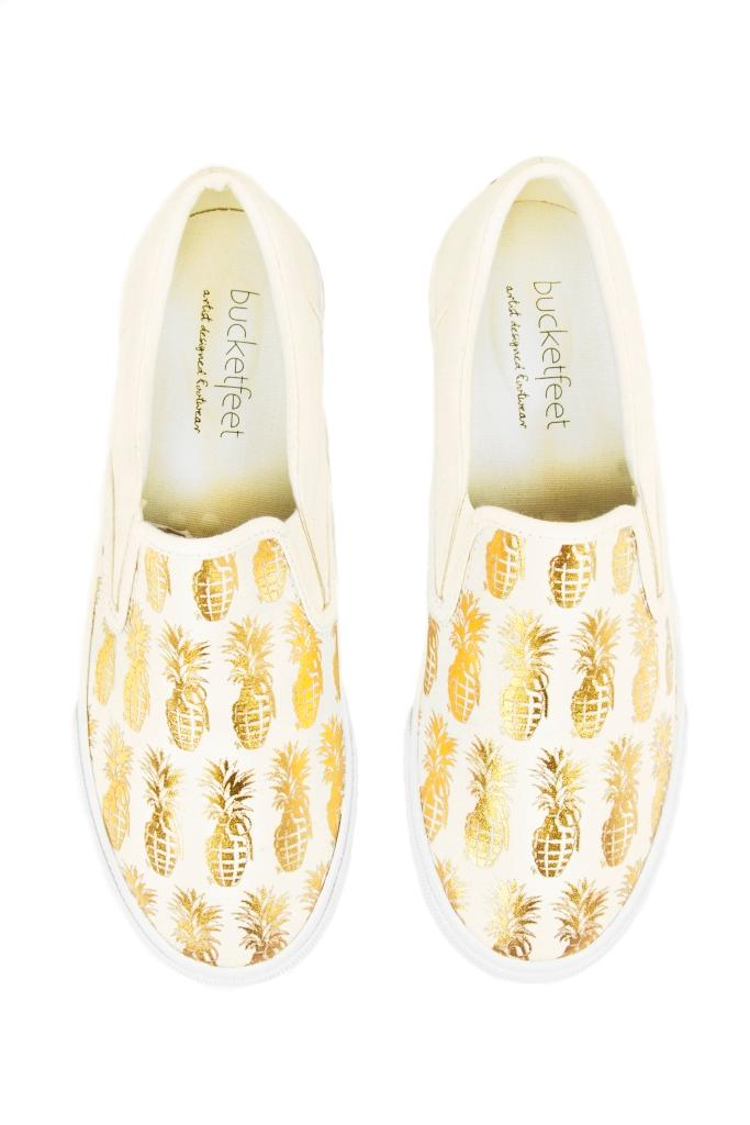 Pineappleade beige/gold - 2