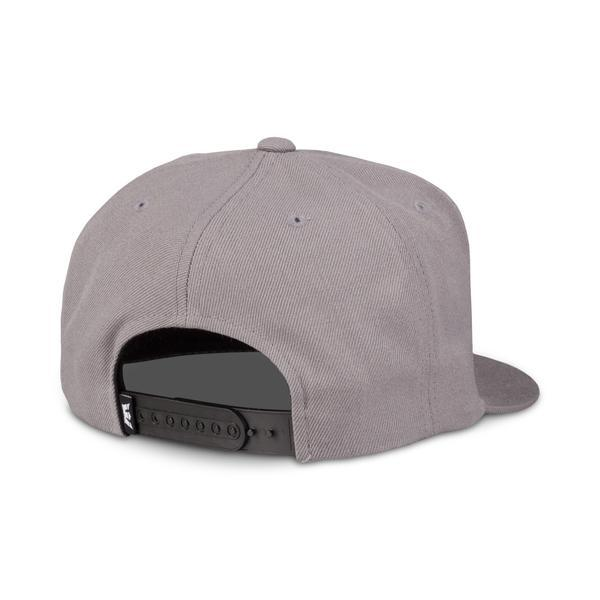 SUPRA Above II Snap Back Cap charcoal - 0